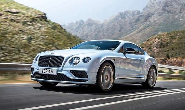2016 bentley continental gt release date price review. Black Bedroom Furniture Sets. Home Design Ideas