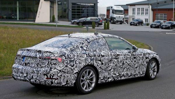 2018 Audi A5 Coupe - Spy photos, Price, Release date, Specs