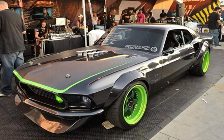1969 Ford Mustang Rtr X Review Price Specs Body